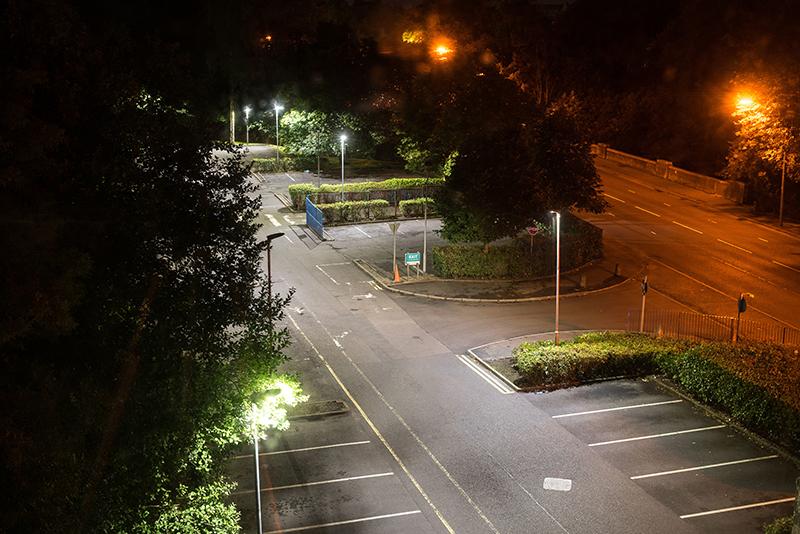 ROBUS Streex Ross Hall Hospital Glasgow Case Study 3