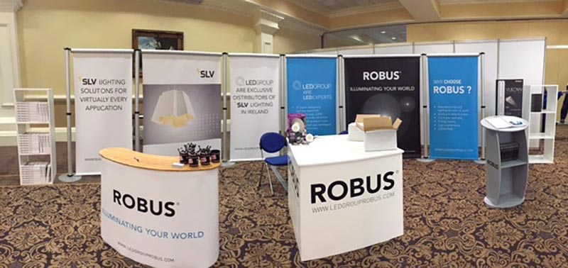 ROBUS at Ireland's Electrical Trade Event 2016