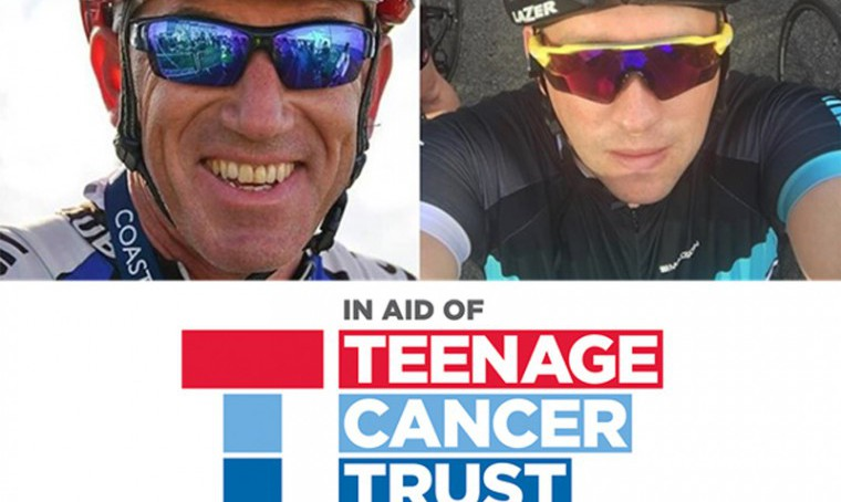 Going the extra mile for Teenage Cancer Trust
