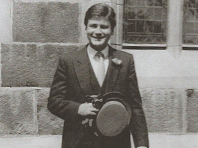Mick Slaine 1984