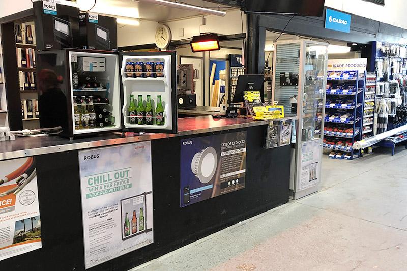 ROBUS beer fridge