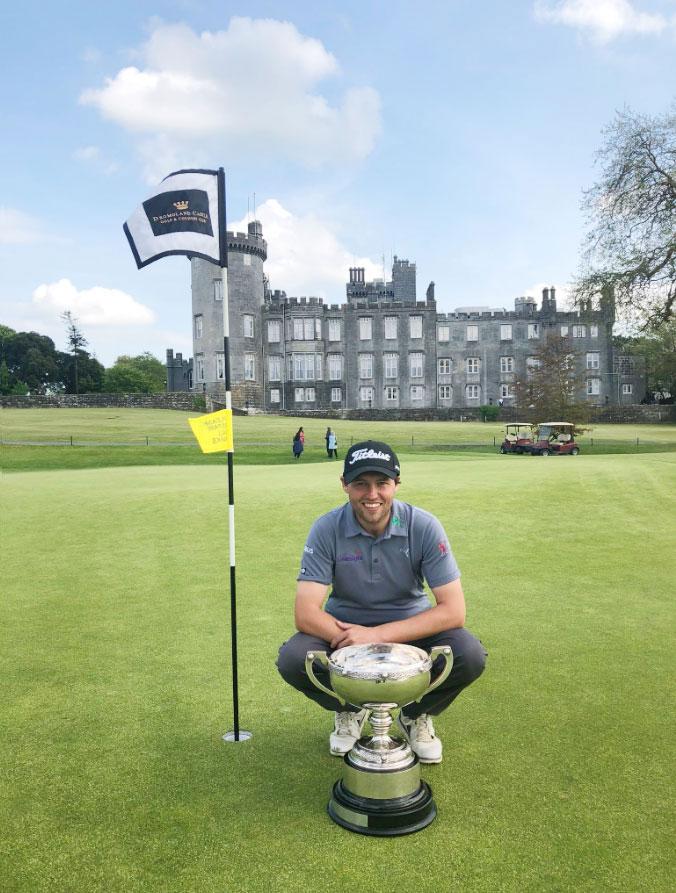 Neil O'Briain PGA Irish Club Pro Tournament | ROBUS